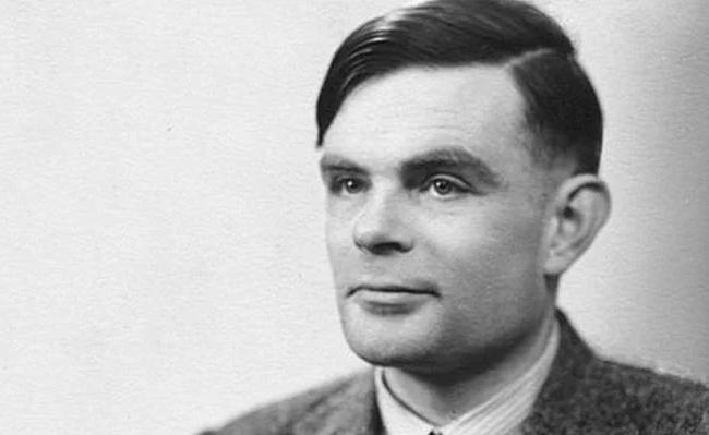 Alan Turing · 1912 - 1954.